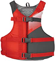Stohlquist Youth Fit Life Jacket 50lb - 90lb red
