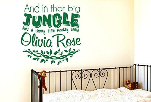 personalizado-en-esa-gran-selva-vivia-un-pequeno-mono-fresco-llamado-vinilo-pegatinas-de-pared-decor