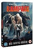 Rampage [DVD] [2018]