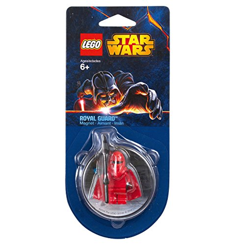 LEGO ® Star Wars Magnet - Imperial Guard Figur Royal Minifigur 851002