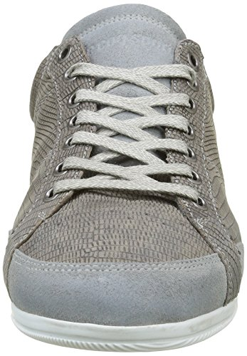 Le Coq Sportif Jeumount Low, Baskets Basses Homme Gris (Monument)