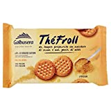 Galbusera ThéFroll Biscotto con Zucchero di Canna e Miele 400 g