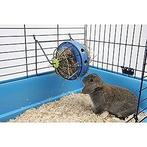 Savic Bunny Toy Feeding Ball (Assorted Colours)