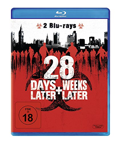 28 Days Later & 28 Weeks Later [Alemania] [Blu-ray] 510jDcZ2taL