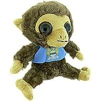 Manchester City FC Soft Boru Monkey Toy