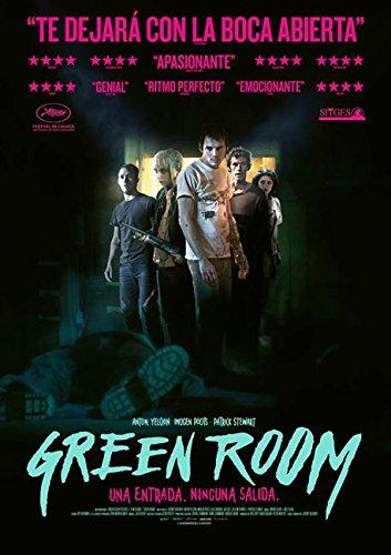 Green Room (GREEN ROOM, Spanien Import, siehe Details für Sprachen)