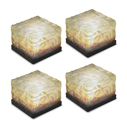 tomshine-4-pack-solar-powered-ice-cube-led-light-ip67-waterproof-glass-crystal-brick-stone-night-lam