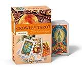 Crowley Tarot für Einsteiger: Set mit Buch und Karten - Miki Krefting