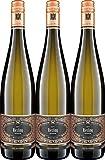 Weingüter Wegeler Oestrich Wegeler Riesling Qualitätswein VDP.GW 2015 Feinherb (3 x 0.75 l)