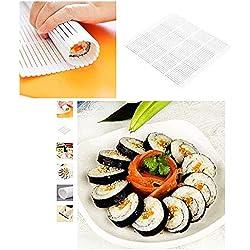 Inception Pro Infinite Stuoia Sushi - Alimentare - plastica - tovaglietta Giapponese - arrotolare Il Riso - cm 24 x 21 - Mold Maker - Idea Regalo Originale - Visto in Televisione