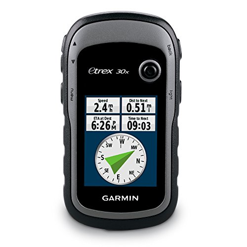 Garmin eTrex 30x - GPS Carrera 2.2