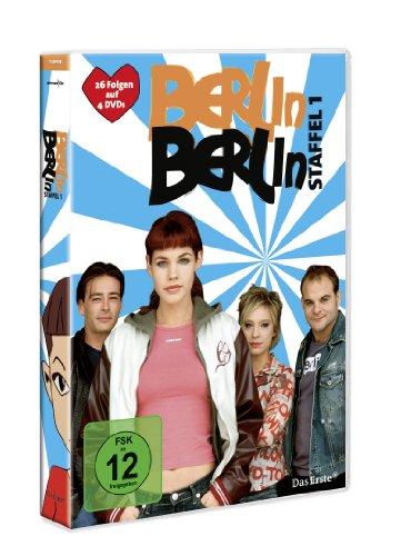 Berlin, Berlin - Staffel 1 (4 DVDs)