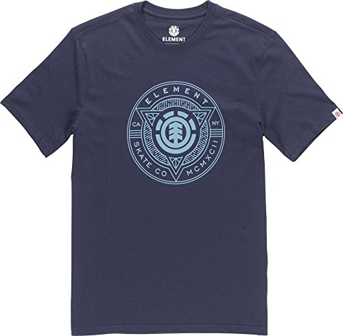 Element Etch T-Shirt Navy