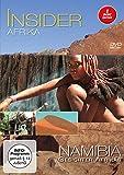 Insider - Afrika - Namibia: Gesichter Afrikas (plus Bonus-DVD) [Alemania]