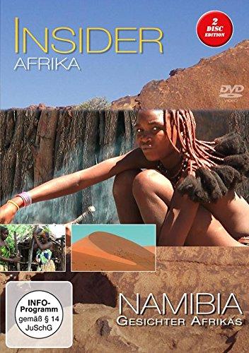 Preisvergleich Produktbild Insider - Afrika - Namibia: Gesichter Afrikas (plus Bonus-DVD)