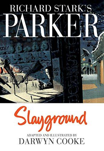 Richard Stark's Parker Slayground Cover Image