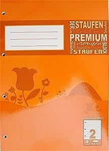 Bacher 44202 - Arbeitsblätterblock Lineatur 2