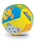 Una palla elettronica morbida e colorata che riproduce i versi degli animali stimolando i bambini a riconoscerli. Con suoni realistici, tanti effetti sonori e dolci melodie. Stimola la manualità, la coordinazione, i riflessi e la percezione s...