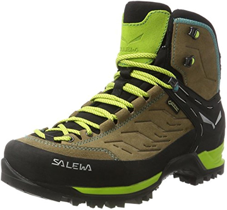 SALEWA MTN Trainer Mid Gore-Tex, Stivali da Escursionismo Alti Donna | Nuovi Prodotti  | Sig/Sig Ra Scarpa