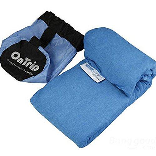 Bazaar Matériau Coolmax Voyage Sac de couchage de style d'enveloppe de doublure sac de couchage