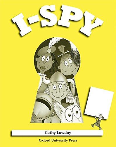 I Spy 4. Activity Book