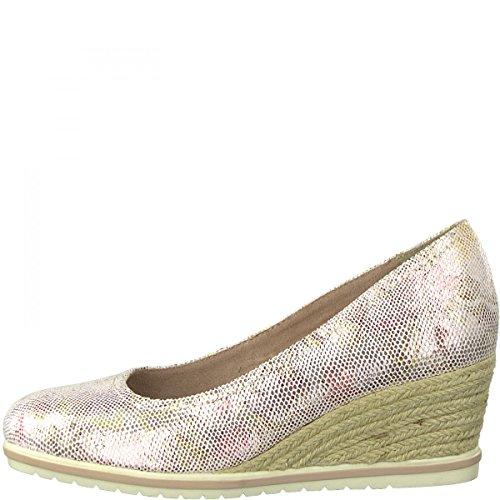 Tamaris Keil-Pumps 1-22449-20 Damen Schuhe Wedges Rosa