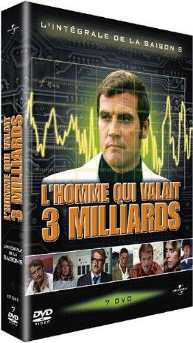 L'Homme qui valait trois milliards - Saison 5