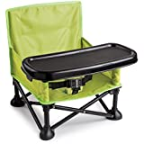 Summer Infant Pop and Sit Portable Booster (Green)