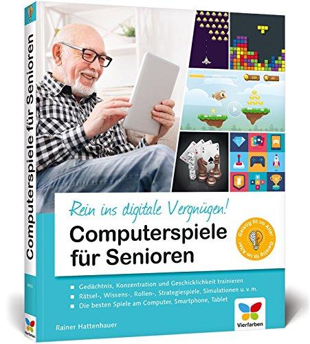 Computerspiele für Senioren: Geistig fit im Alter!