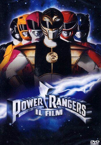 Power Rangers - Il Film [Italian Edition] by paul freeman (Power Rangers-film-edition)