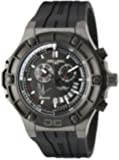 Jorg Gray Herren-Armbanduhr XL Clint Dem sey Limited Edition Game Timer Chronograph Leder JG2500-22