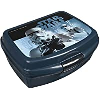 Preisvergleich für Undercover SWHX9901 - Brotzeitdose Star Wars, ca. 13 x 17 x 6 cm