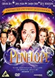 Penelope [DVD] [2007] by Christina Ricci
