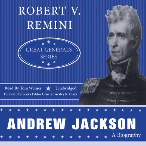 Andrew Jackson  Audiolibri