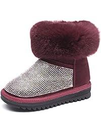Eur Peludo Zapatos 100 50 El Complementos es Amazon Y wqUFff