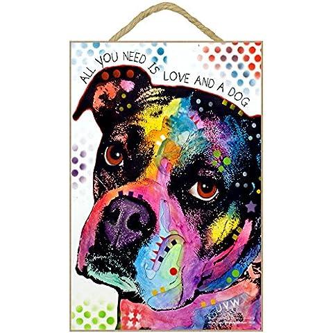 Boxer-Dog 'Dean Russo'regalo, motivo: