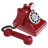 perfk Articoli Da Regalo Scherzetti Salvadanai Per Moneta Telefono - rosso