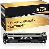 Arcon Kompatible Druckerpatrone für HP 128A CE320A Schwarz für HP Color Laserjet Pro CP1525 CP1525N CP1525NW;HP Laserjet Pro CM1415 CM1415FN CM1415FNW MFP Tonerkartusche