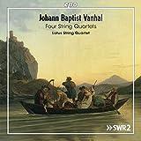 Vanhal:    Four String Quartets [Lotus String Quartet] [CPO: 777475-2]