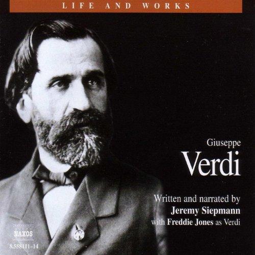 Life & Works - Giuseppe Verdi  Audiolibri