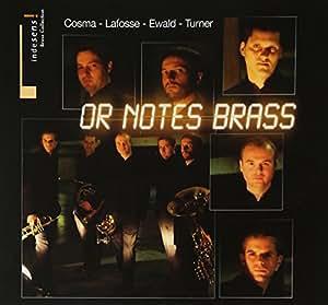 Or Notes Brass: L'Art du Quintette de cuivres