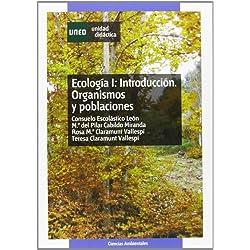 Ecología: Introducción. Organismos y poblaciónes: 1 (UNIDAD DIDÁCTICA)