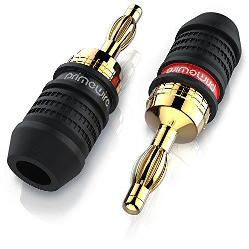 Adaptador de sonido superior de Primewire | Conector para altavoces Hifi |...