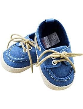 Blue Vessel Kleinkind erste Wanderer Cotton Schuhe Infant Sneaker weiche Unterseite Babyschuhe (11cm )