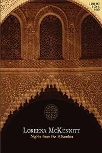 Nights from the Alhambra / Loreena McKennitt QRDVD2