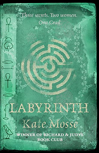 Book cover for Labyrinth