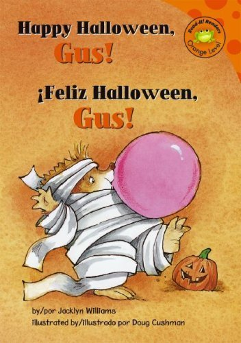 ! / Happy Halloween, Gus! (Interactive) (Read-It! Readers En Espanol) by Jacklyn Williams (2007-09-03) (Happy Halloween 3)