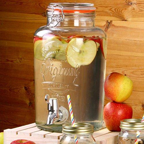 Kilner Getränkespender 5 Liter