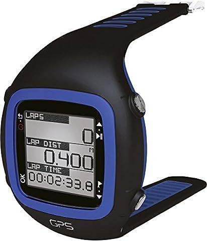 Millennium GPS Montre sport bleu/noir émetteur de fréquence cardiaque bracelet chrono Moniteur