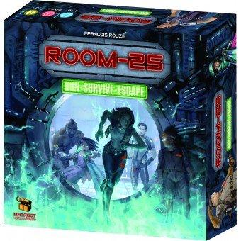 Room-25 : Run - Survive - Escape